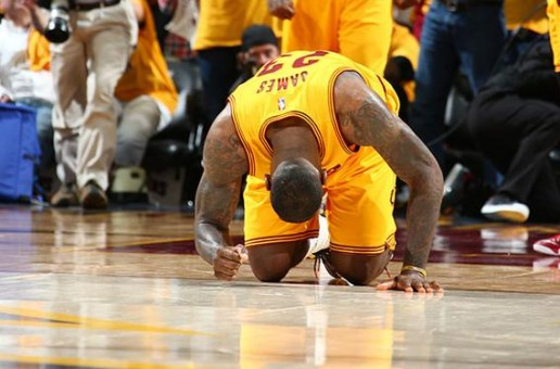 Lebron James & The Cavs Take A (3-0) Lead In The Eastern Conference Finals Against Atlanta (Video)