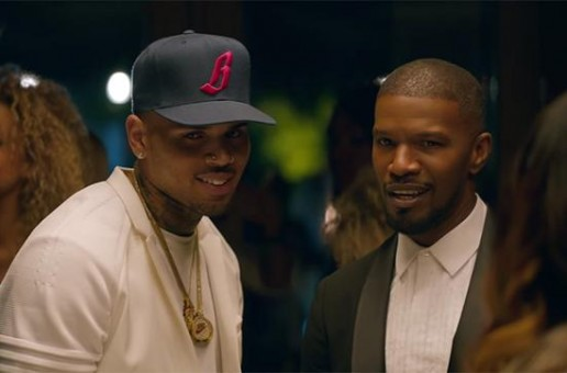 Jamie Foxx – You Changed Me Ft. Chris Brown (Video)