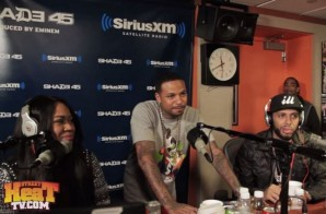 Chinx's Last Radio Appearance (Video)