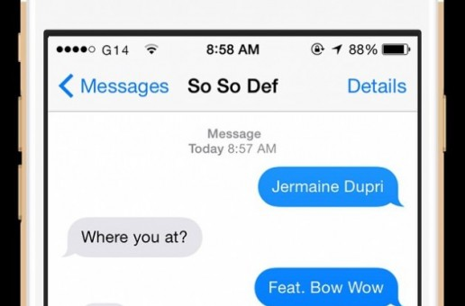 Jermaine Dupri – WYA (Where You At?) Ft. Bow Wow