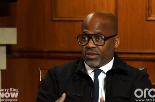 Dame Dash Talks On Why He Doesn't Speak Much About/To Jay-Z In Interview With Larry King (Video)