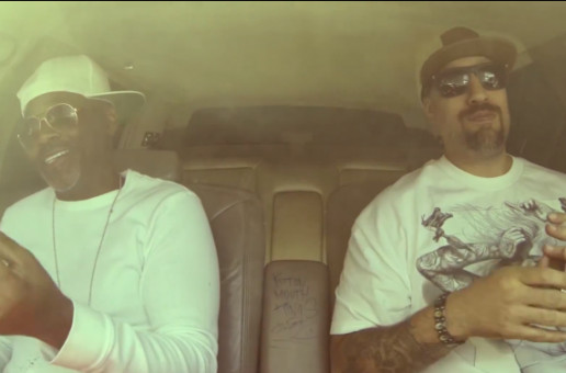 "Dame Dash Visits B-Real In ""The Smokebox"" (Video)"
