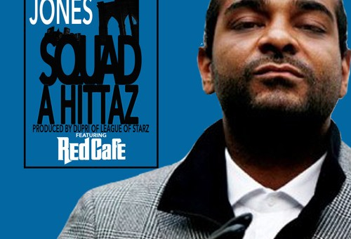 Jim Jones – Squad A Hittaz Ft Red Cafe