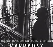 A$AP Rocky – Everyday Ft. Rod Stewart, Miguel And Mark Ronson