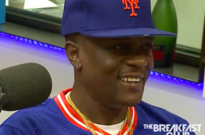 Boosie BadAzz Sits Down With The Breakfast Club (Video)