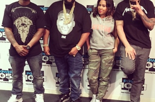 DJ Khaled Visits The Breakfast Club To Talk His New Single, New Album & More (Video)