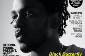 """Kendrick Lamar Appears On The Cover Of Ebony Mag (Photo) + New Record, """"Vegas"""""""