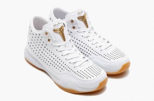 "Nike Kobe X Mid EXT ""White/Gum"" (Photo)"