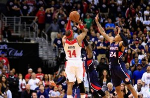 I Called Game: Paul Pierce Defeats The Atlanta Hawks With A Buzzer Beating Bank Shot (Video)