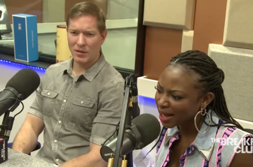 Naturi Naughton & Joseph Sikora of Power Sit Down With The Breakfast Club (Video)