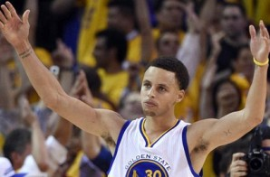 MVPed: Stephen Curry Leads The Warriors To A Game 1 Western Conference Finals Victory Against The Rockets (Video)