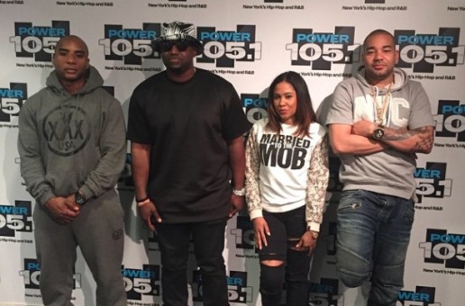 Rico Love Talks 'Turn The Lights On' Album, The Music Industry & More On The Breakfast Club (Video)