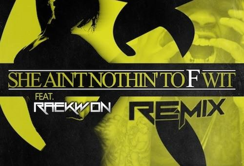 Ron Browz – She Ain't Nothin To F Wit (Remix) Ft. Raekwon