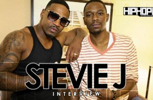 Stevie J Talks Love & Hip Hop Atlanta, His VH1 Spin-off Show, Producing For Bad Boy, Jay Z & More (Video)
