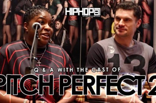 Ester Dean, Hana Mae Lee & Flula Borg Discuss 'Pitch Perfect 2′ In Atlanta With HHS1987 (Video)