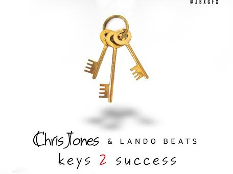 Chris Jones – Keys To Success (EP)