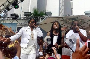 """Diddy, Lil Wayne & Ma$e Perform """"Mo Money Mo Problems"""" In Las Vegas (Video)"""