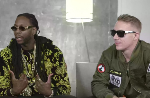 2 Chainz & Diplo Try On Sunglasses Worth $48K (Video)
