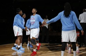Angel McCoughtry & The Atlanta Dream Prepare To Face The Connecticut Sun In Their 2015 WNBA Home Opener