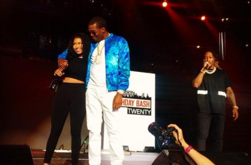 Future Brings Out Drake, Meek Mill & Nicki Minaj At Birthday Bash 20 (Video)