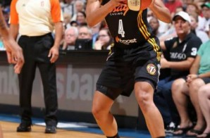 Skylar Diggins Drops 26 Points As The Tulsa Shock Defeat The Minnesota Lynx (86-78) (Video)