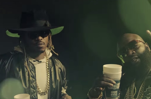 Rick Ross – Neighborhood Drug Dealer Ft. Future (Video)