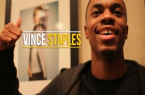 Vince Staples Freestyles On Power 106 L.A.