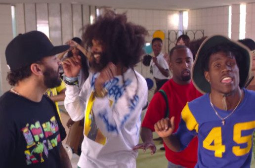 Overdoz – Last Kiss Ft. Pharrell (Video)