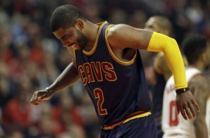 DAMN Uncle Drew: Kyrie Irving Will Have Season Ending Surgery On His Knee; Will Miss Rest Of The Finals