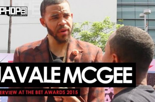 Javale McGee Explains What's Playing In His iPod On Game Day & 2015 NBA Free Agency On The BET Awards Red Carpet With HHS1987 (Video)