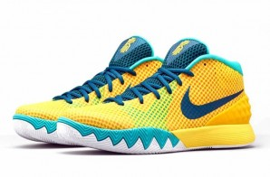 """Nike Kyrie 1 """"Letterman"""" (Photos & Release Information)"""