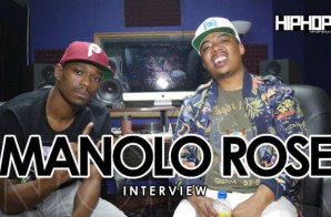 Manolo Rose Talks 'Concrete Rose' Project, Tour, His Creative Process & More with HHS1987 (Video)