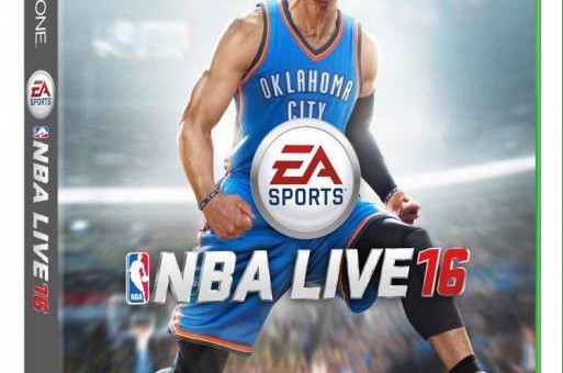 """""""NBA Live 16"""" Official Cover Revealed!"""