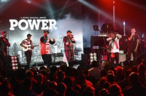 G-Unit Debuts New Song At 'Power' Season 2 Premiere In NYC (Video)
