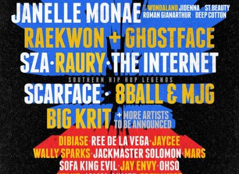 Lauryn Hill x The Roots x A$AP Rocky x Janelle Monae & More Set To Perform At The 2015  ONE Musicfest