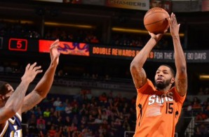 The Phoenix Suns Have Traded Marcus Morris, Reggie Bullock & Danny Granger To The Detroit Pistons