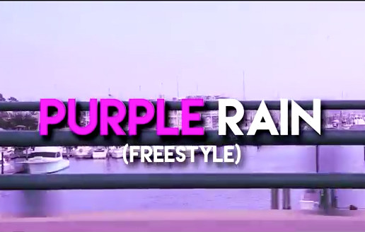 AmericasNewDope – Purple Rain (Freestyle) (Video)