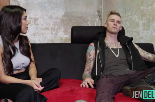 "MGK Talks Relationship With Amber Rose On Jen DeLeon's ""Life Lessons"" Series (Video)"