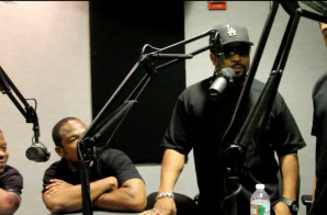 According To Ice Cube, Dr. Dre Will Be Releasing New Music In August! (Video)