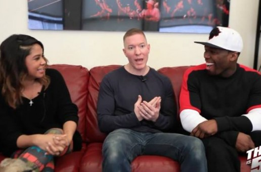 Angela Yee Talks Power with Joseph Sikora (who plays Tommy) & 50 Cent (Video)