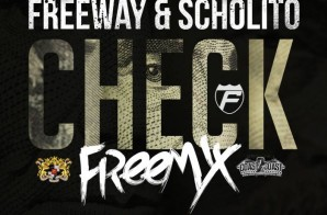 Freeway & Scholito – Check (Remix)