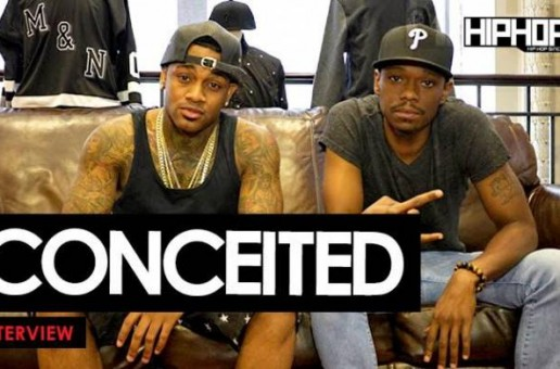 Conceited Talks Battle Rap, MTV Wild N Out, His Next Battle & More with HHS1987 (Video)