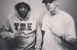 """Dr. Dre Recruits Kendrick Lamar And Eminem For """"Straight Outta Compton"""" Soundtrack"""