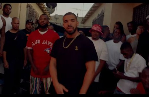 The Game – 100 Ft. Drake (Video)