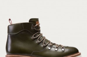 "J. Cole Collaborates With Shoe Brand Bally And Releases The ""JC Hiker"""