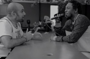 "Kendrick Lamar Talks Creative Process Behind ""TPAB,"" And More With Peter Rosenberg (Video)"