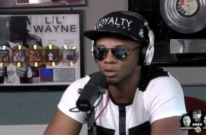 Papoose Talks New Album, Being On Love & Hip Hop & more with Hot 97 (Video)