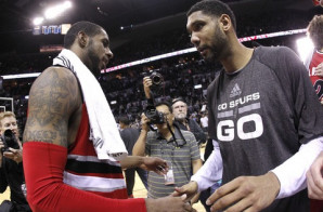 New Sheriff In Town: LaMarcus Aldridge Signs With The San Antonio Spurs