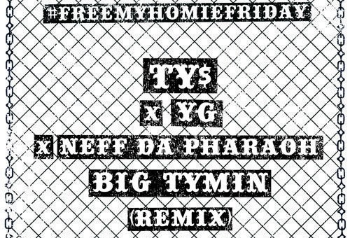 Nef The Pharaoh – Big Tymin (Remix) Ft Ty Dolla $ign & YG
