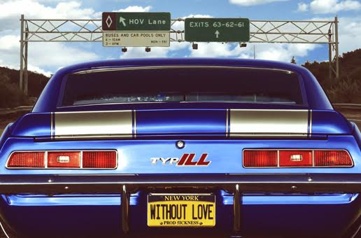 Typ-iLL – Without Love (Prod. by 5ickness)